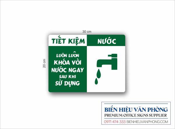 Tiet Kiem Nuoc Van Phong