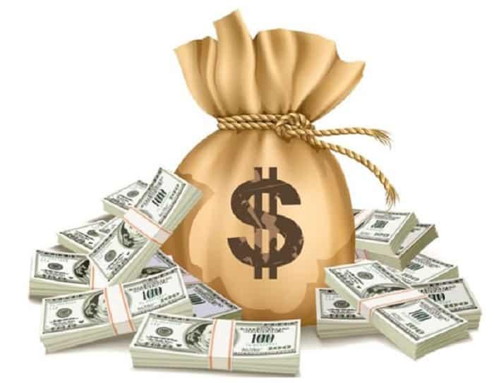 góp vốn điều lệ bằng tiền mặt