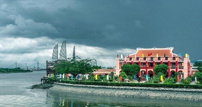 Bến cảng nhà rồng - Biểu tượng lịch sử của Sài Gòn