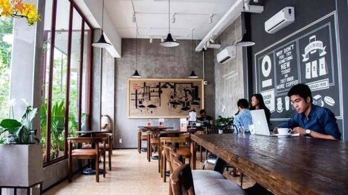 quán cafe yên tĩnh để làm việc ở TPHCM