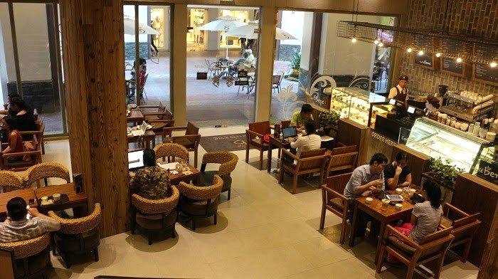 quán cafe yên tĩnh để làm việc ở quận 1