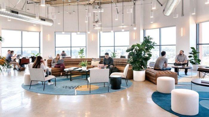 Văn phòng cho thuê – Sự tăng trưởng mạnh mẽ trong năm 2020