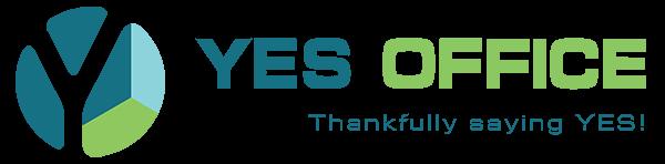 Logo Yes Office Ngang