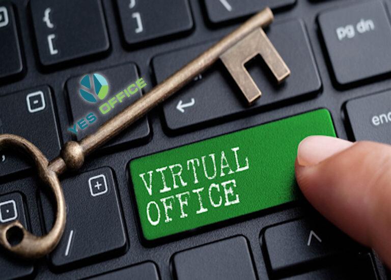Logo Yes Office Vuong