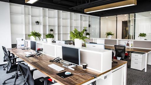 5 yếu tố tạo nên một văn phòng làm việc hiện đại