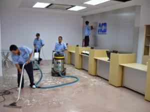 Dịch vụ sửa chữa nội thất văn phòng giá rẻ, uy tín tại TP.HCM