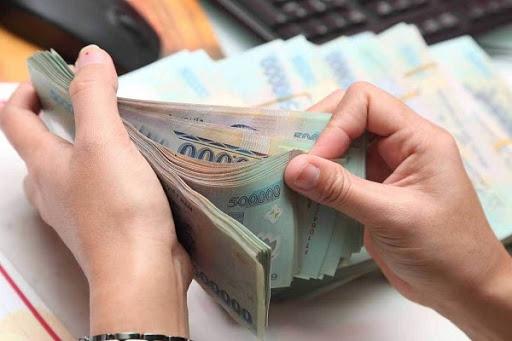 quy trình pháp lý giải ngân tiền mặt