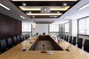 Các tiêu chuẩn thiết kế phòng họp bạn nên biết