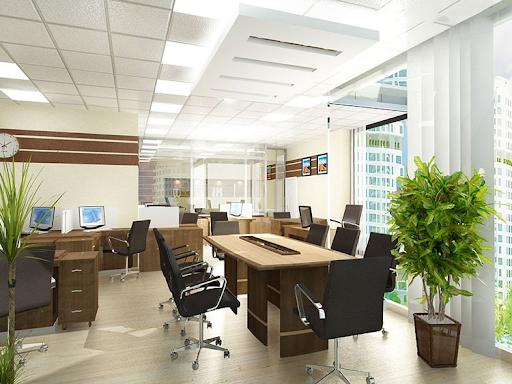 nguyên lý thiết kế cao ốc văn phòng