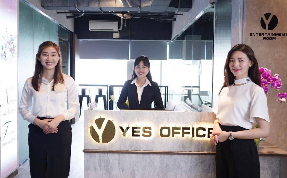 Van Phong Ao Yes Office