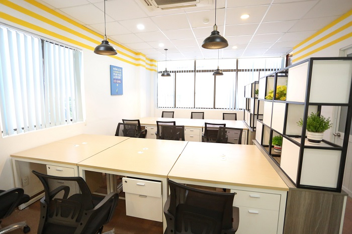 Coworking space Yes Office