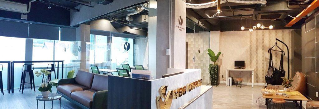 Thiet Ke Van Phong Yesoffice
