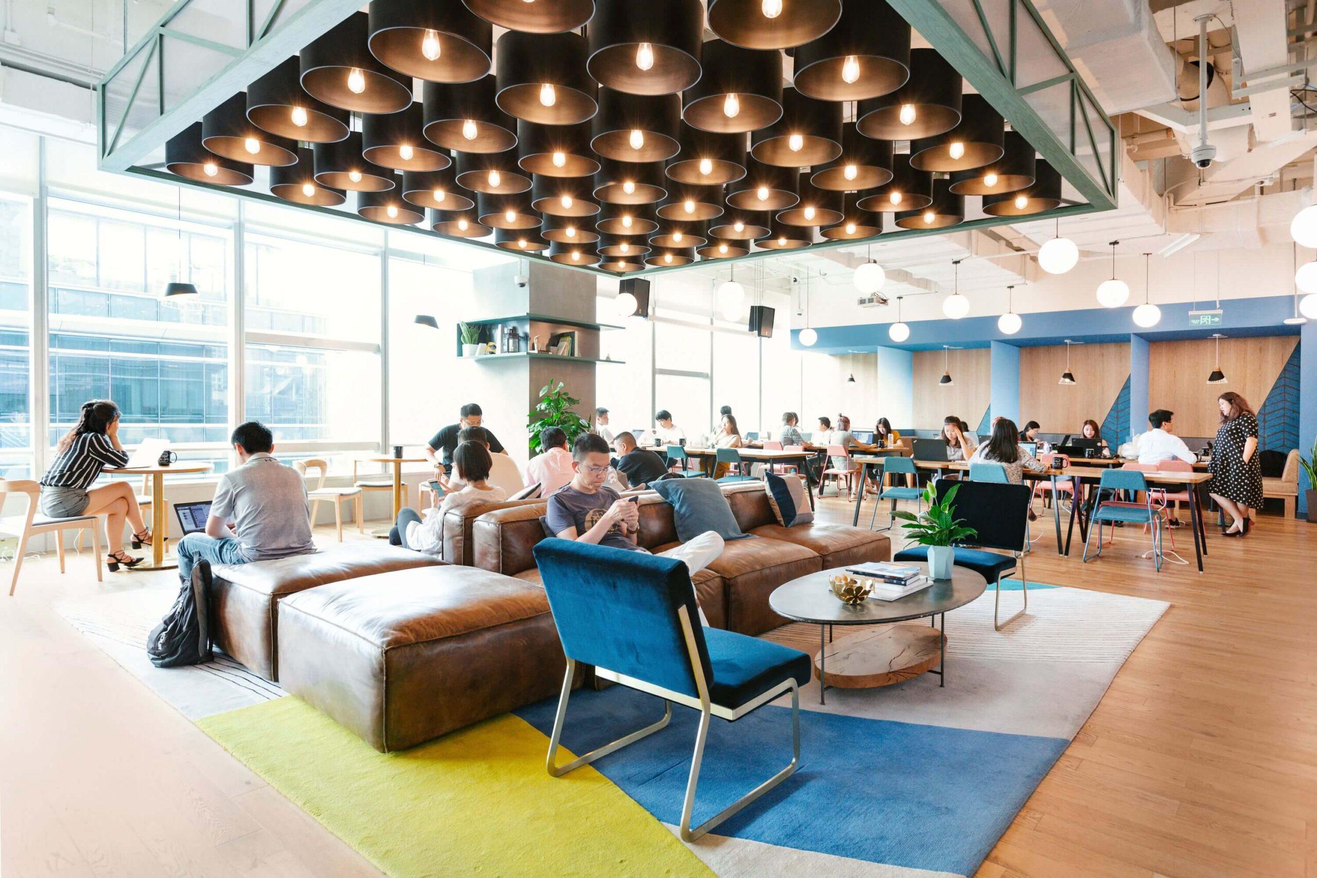 Wework Coworking Space (1)