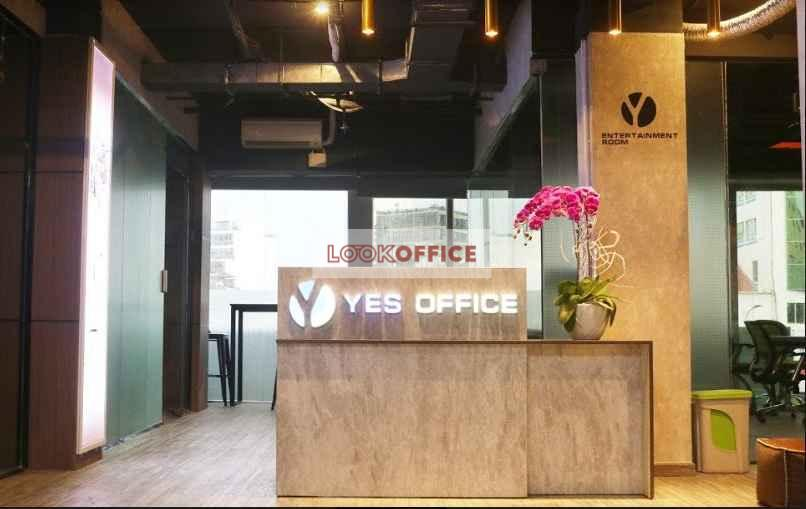 Yes Office Office For Lease For Rent District 1 Ho Chi Minh Reception
